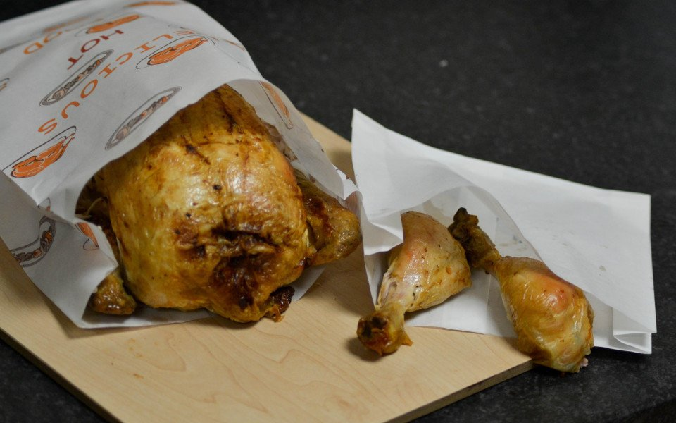 Chicken Bags